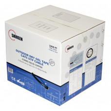 DC-2030 - Outdoor CAT6 with Dry Gel Tape UTP - 1000ft Spool